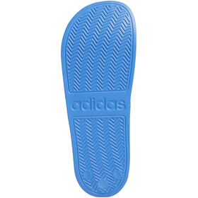 adidas Adilette Shower Ciabatte Logo Uomo, true blue/footwear white/true blue